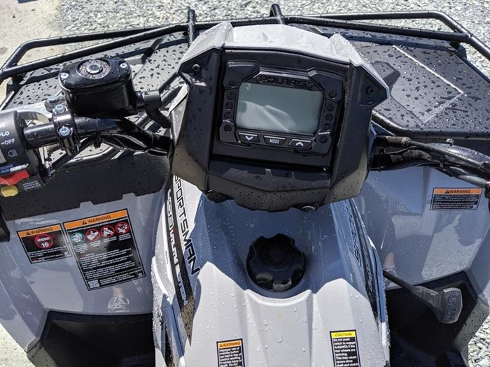 2019 Polaris Sportsman® 450 Utility Edition Photo 7 of 9
