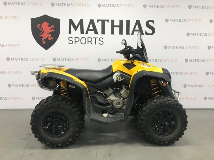 2014 Can-Am Renegade 500 Photo 1 of 12