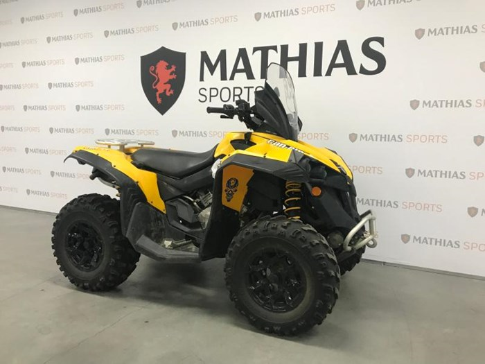 2014 Can-Am Renegade 500 Photo 3 of 12