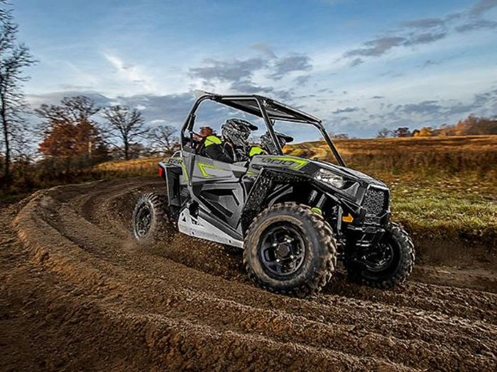 2018 Polaris RZR S 900 WHITE LIGHTNING Photo 5 of 8