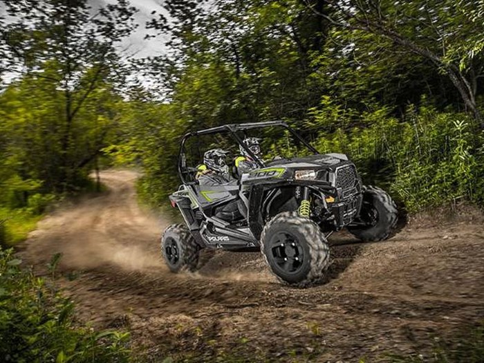 2018 Polaris RZR S 900 WHITE LIGHTNING Photo 7 of 8