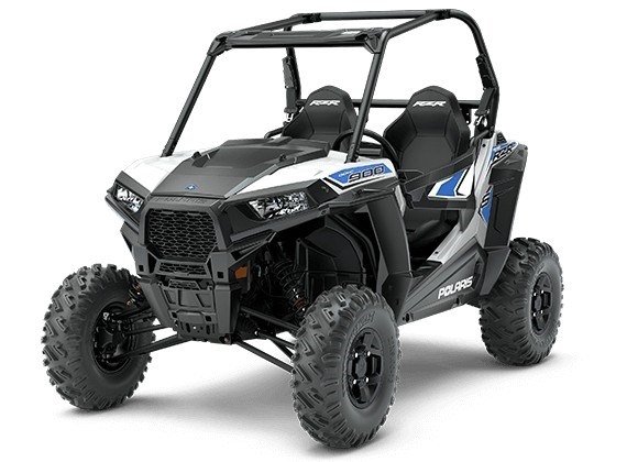 2018 Polaris RZR S 900 WHITE LIGHTNING Photo 1 of 8