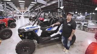 2018 Polaris RZR S 900 WHITE LIGHTNING Photo 8 of 8