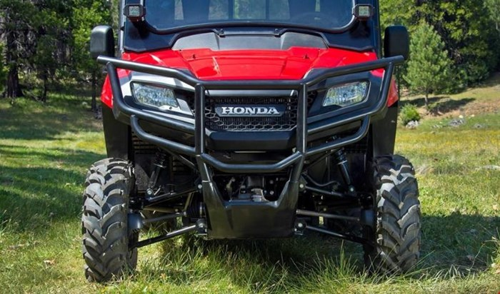 2019 Honda PIONEER 700 4 DELUXE CLOSE RANGE CAMO 2 Photo 7 of 10