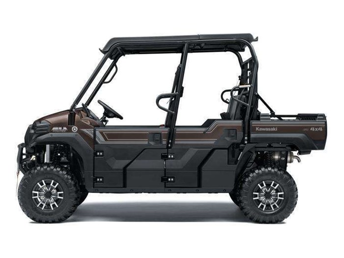 2019 KAWASAKI MULE PRO-FXT EPS RANCH EDITION Photo 2 of 3
