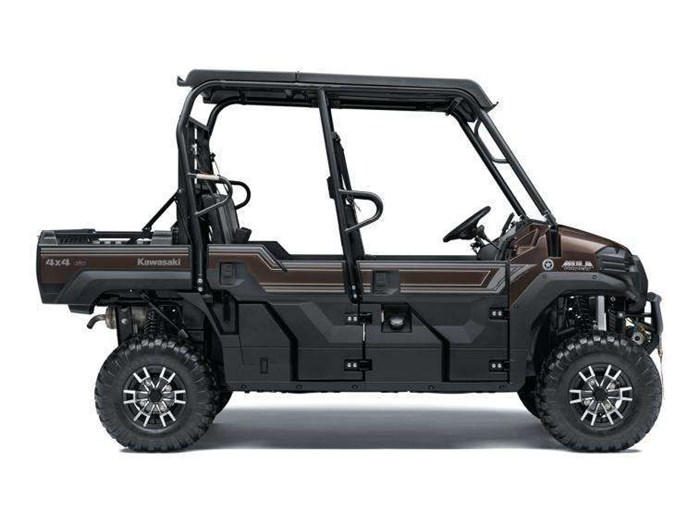 2019 KAWASAKI MULE PRO-FXT EPS RANCH EDITION Photo 3 of 3