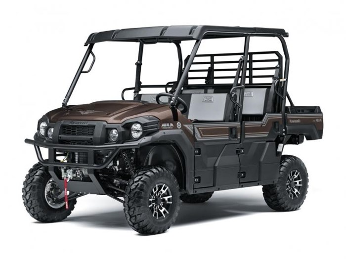 2019 KAWASAKI MULE PRO-FXT EPS RANCH EDITION Photo 1 of 3