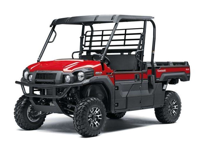 2019 KAWASAKI MULE PRO-FX EPS LE Photo 2 of 3