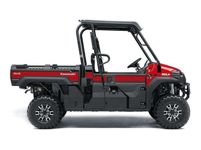 2019 KAWASAKI MULE PRO-FX EPS LE Photo 3 of 3