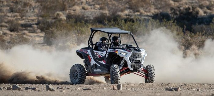 2019 Polaris RZR XP 1000 WHITE Photo 2 of 4