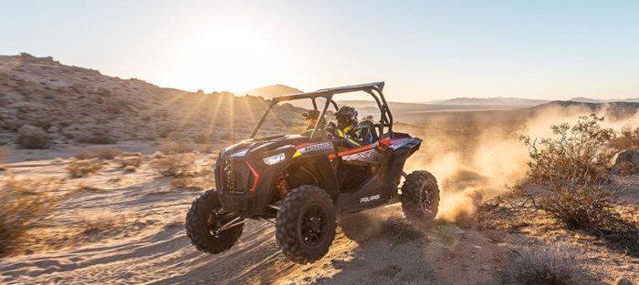 2019 Polaris RZR XP 1000 WHITE Photo 3 of 4