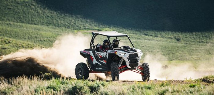 2019 Polaris RZR XP 1000 WHITE Photo 4 of 4