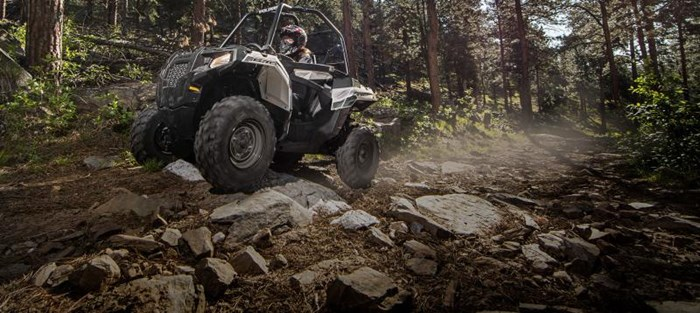 2019 Polaris ACE 570 EPS GRAY Photo 5 of 5