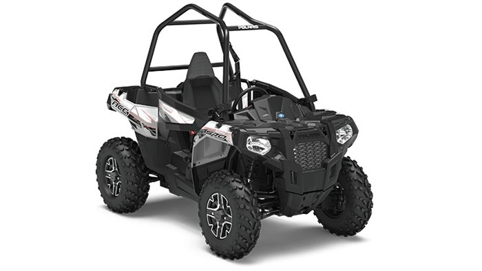 2019 Polaris ACE 570 EPS GRAY Photo 1 of 5