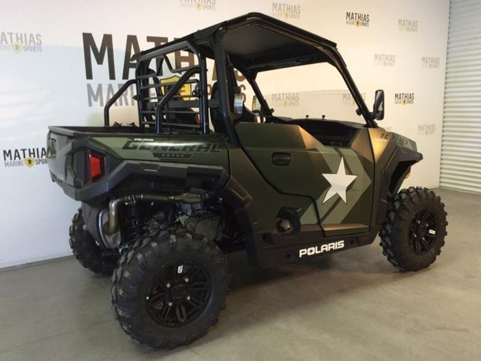 2018 Polaris GENERAL 1000 EPS LIMITED EDITION Photo 2 of 14