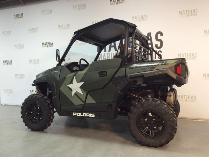 2018 Polaris GENERAL 1000 EPS LIMITED EDITION Photo 6 of 14