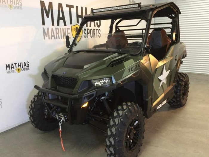2018 Polaris GENERAL 1000 EPS LIMITED EDITION Photo 9 of 14