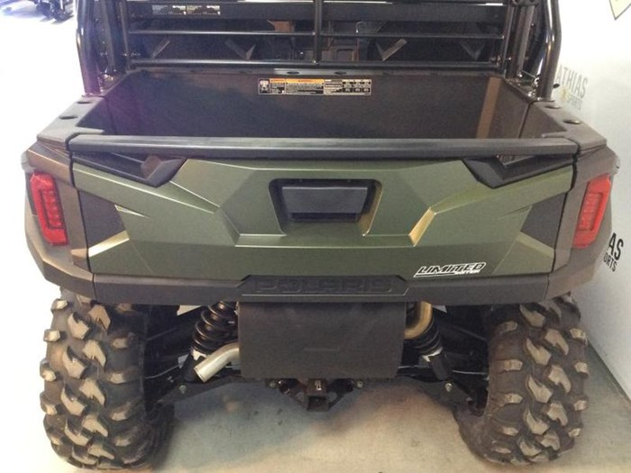 2018 Polaris GENERAL 1000 EPS LIMITED EDITION Photo 10 of 14