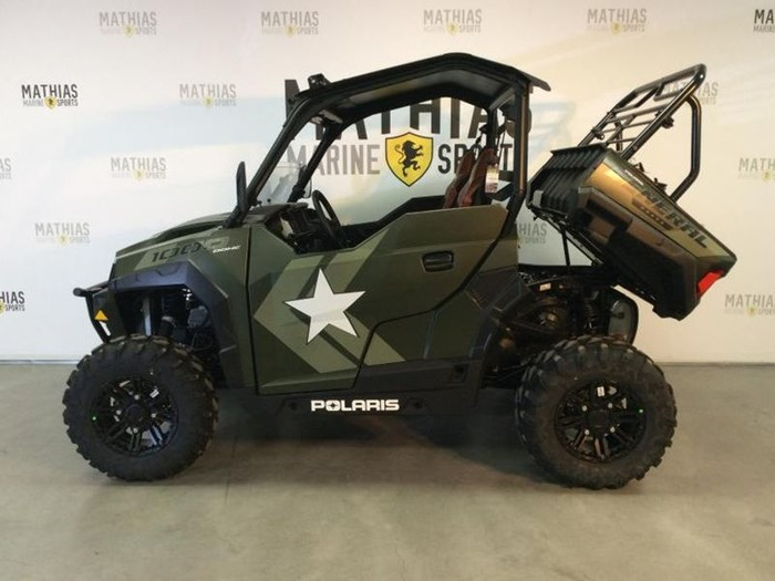 2018 Polaris GENERAL 1000 EPS LIMITED EDITION Photo 11 of 14