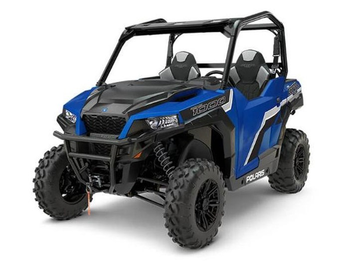2018 Polaris GENERAL 1000 EPS LIMITED EDITION Photo 13 of 14
