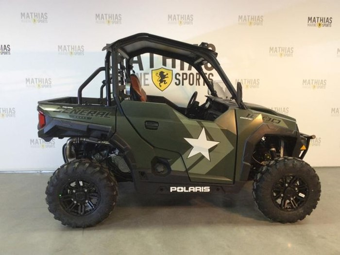 2018 Polaris GENERAL 1000 EPS LIMITED EDITION Photo 1 of 14