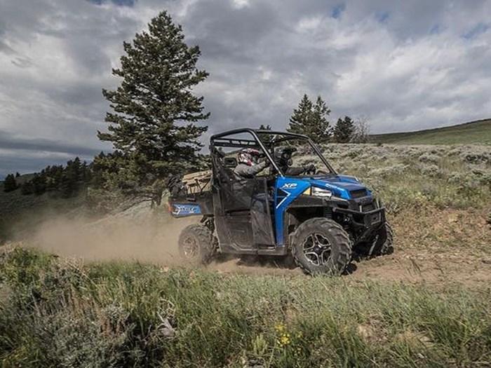 2018 Polaris RANGER XP 900 EPS RADAR BLUE Photo 4 of 7