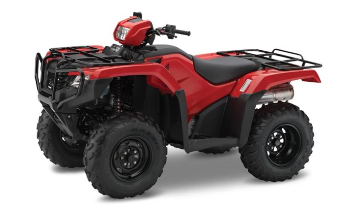 2019 Honda FOREMAN 500 ES EPS RED Photo 1 of 1
