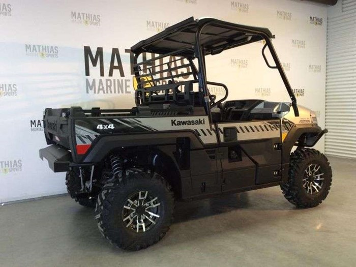 2018 KAWASAKI MULE PRO-FXR Photo 2 of 18