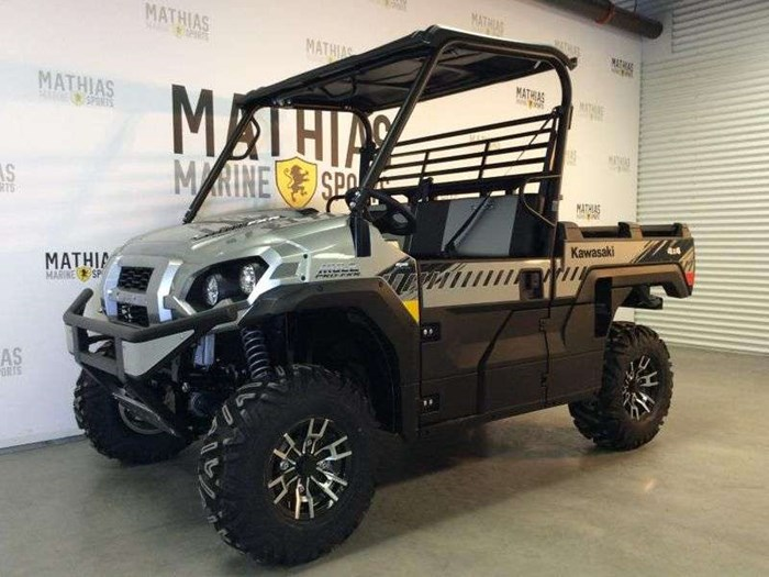 2018 KAWASAKI MULE PRO-FXR Photo 5 of 18