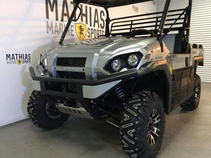 2018 KAWASAKI MULE PRO-FXR Photo 9 of 18