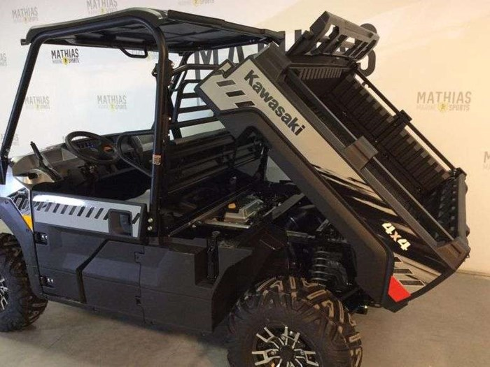 2018 KAWASAKI MULE PRO-FXR Photo 11 of 18