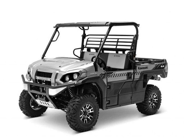 2018 KAWASAKI MULE PRO-FXR Photo 13 of 18