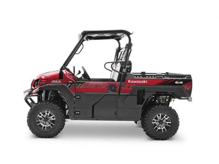 2018 KAWASAKI MULE PRO-FXR Photo 15 of 18