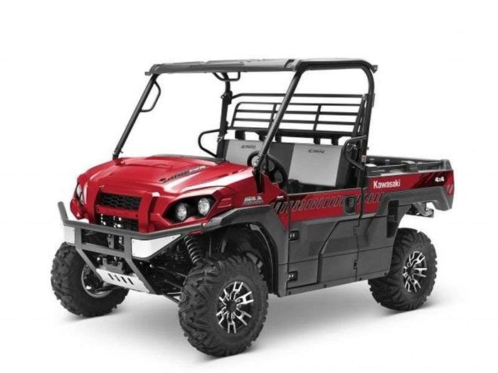 2018 KAWASAKI MULE PRO-FXR Photo 16 of 18