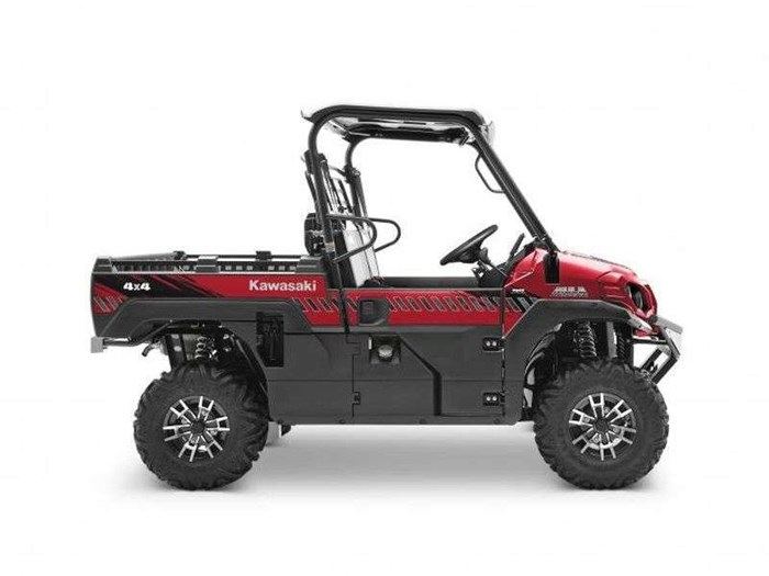 2018 KAWASAKI MULE PRO-FXR Photo 17 of 18