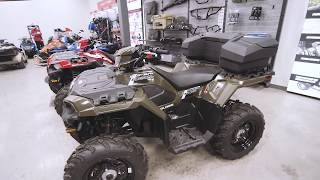 2018 Polaris SPORTSMAN 850 SP SUNSET RED Photo 7 of 7