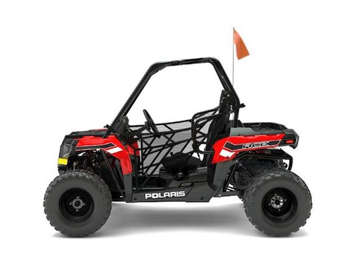 2018 Polaris ACE 150 EFI INDY RED Photo 2 of 3