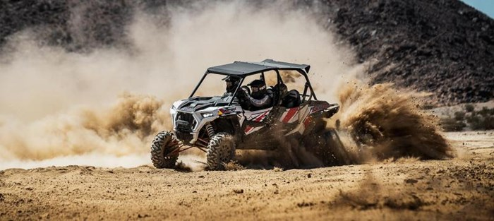 2019 Polaris RZR XP 4 1000 RIDE COMMAND BLACK Photo 2 of 4