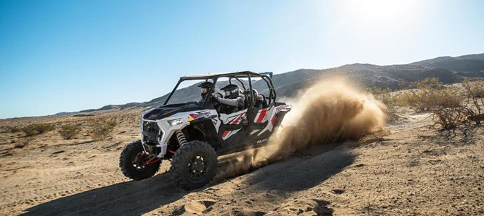 2019 Polaris RZR XP 4 1000 RIDE COMMAND BLACK Photo 3 of 4
