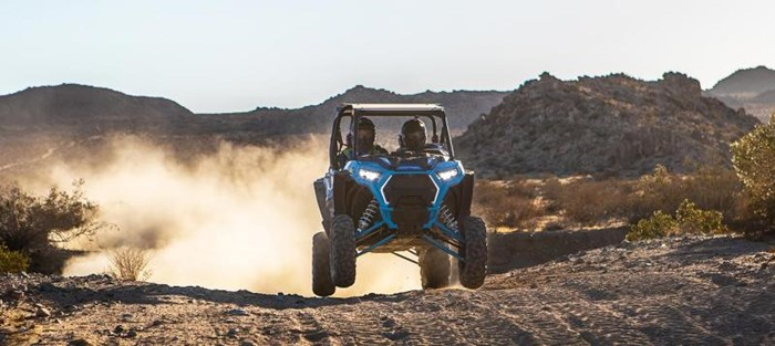 2019 Polaris RZR XP 4 1000 RIDE COMMAND BLACK Photo 4 of 4