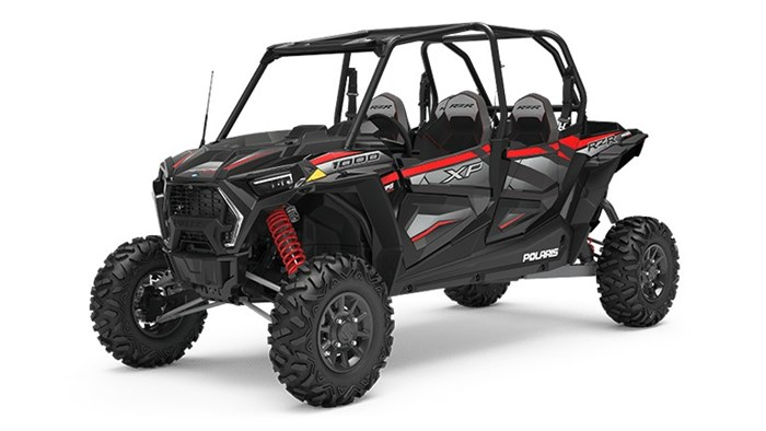 2019 Polaris RZR XP 4 1000 RIDE COMMAND BLACK Photo 1 of 4