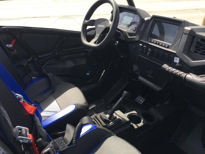 2019 Polaris RZR XP® Turbo S Photo 11 of 16