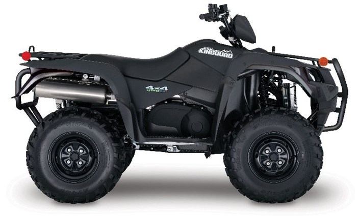 2018 Suzuki KingQuad 500AXi Power Steering Special Edition Photo 1 of 1