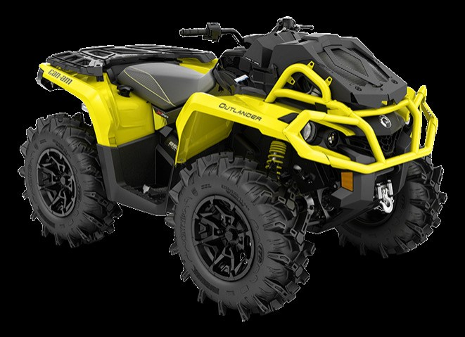 2019 Can-Am Outlander X mr 850 Photo 1 of 1