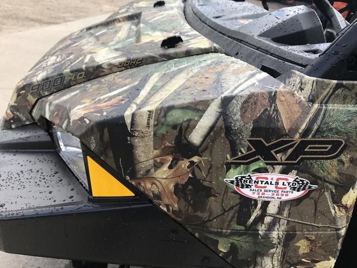 2018 Polaris Ranger® Crew® XP 900 EPS Polaris Pursuit Photo 5 of 19