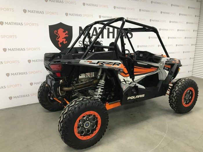 2018 Polaris rzr xp turbo Photo 2 sur 11