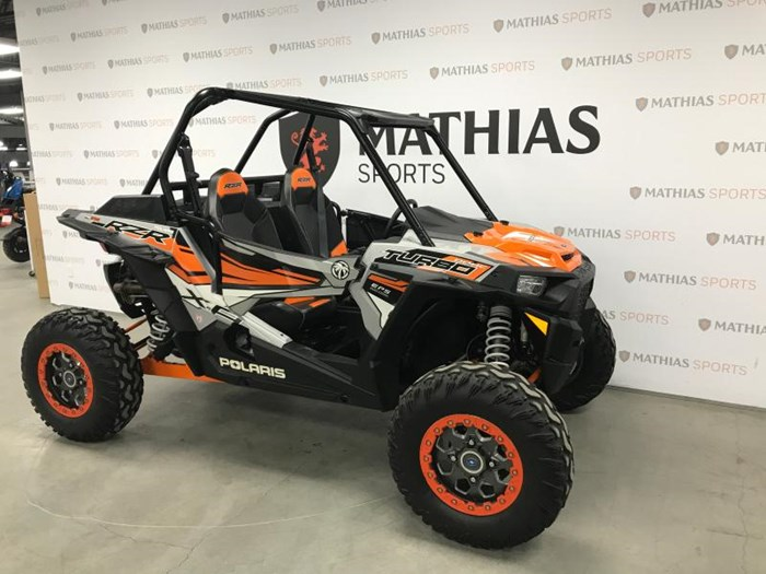 2018 Polaris rzr xp turbo Photo 3 sur 11