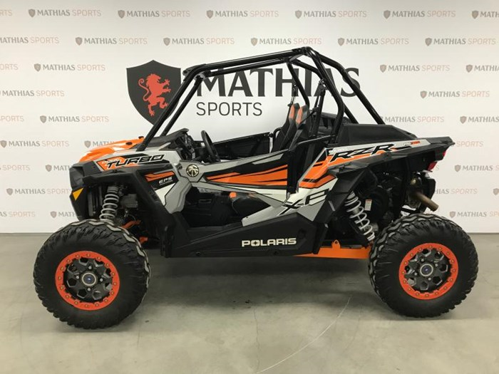 2018 Polaris rzr xp turbo Photo 4 sur 11
