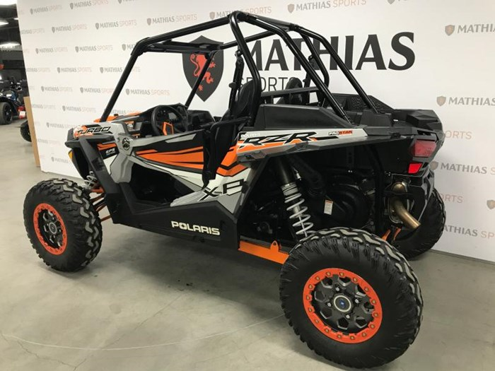 2018 Polaris rzr xp turbo Photo 6 sur 11