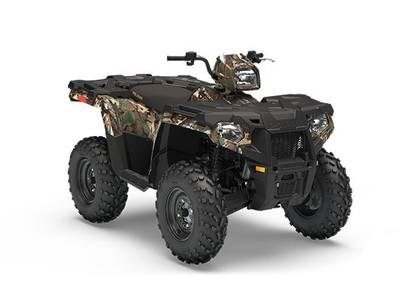 2019 Polaris Sportsman® 570 EPS Polaris Pursuit® Camo Photo 1 sur 1